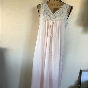 Vintage Christian Dior full length nightgown